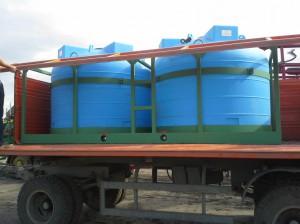 """Емкости """"Кассета"""" для перевозки воды, с/х растворов"""