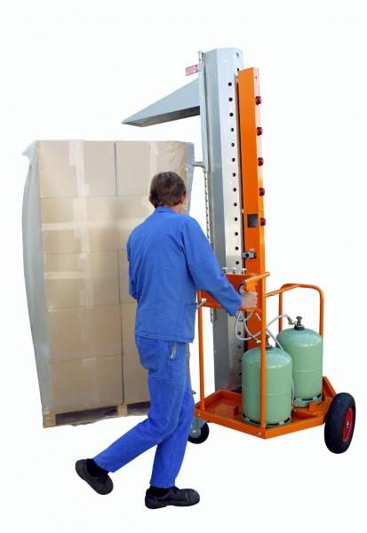 Термоусадочное оборудование для упаковки паллет