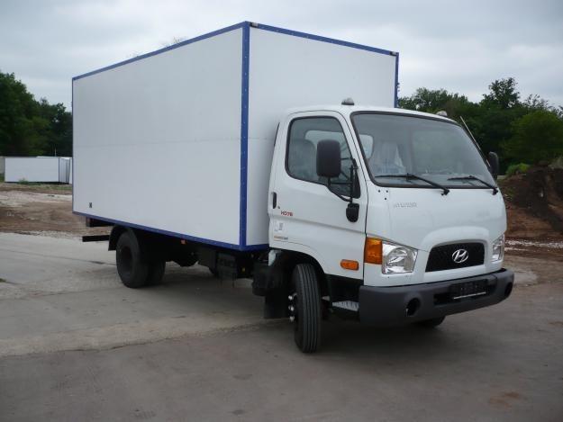 Изотермический фургон на шасси Hyundai HD78 Цена 1 660 000 р