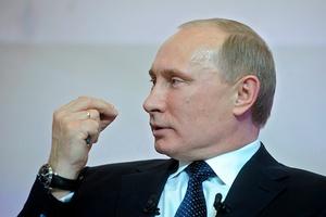 Путин может поручить Минпромторгу рассмотреть вопрос переработки оленьих шкур