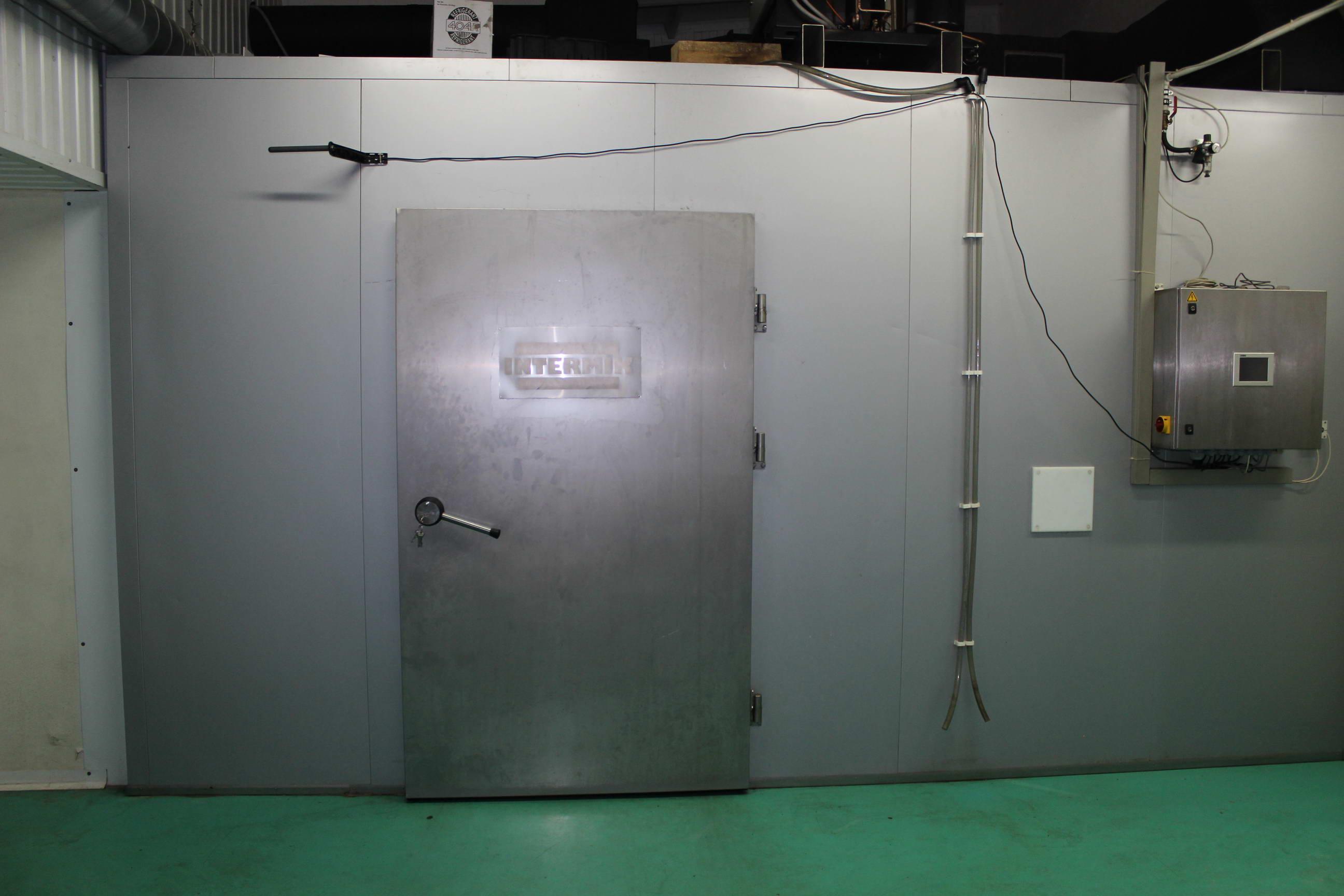 Климатическая камера NRA предварительного созревания и сушки