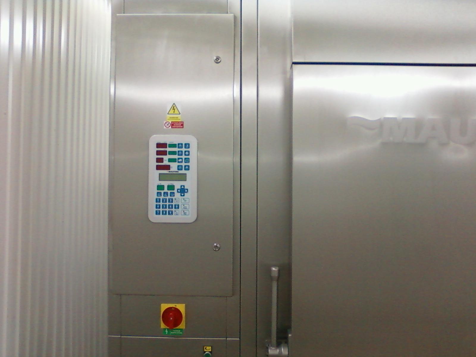 Сервисное обслуживание термокамер Mauting