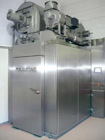Универсальная коптильная камера UKM Central Mauting