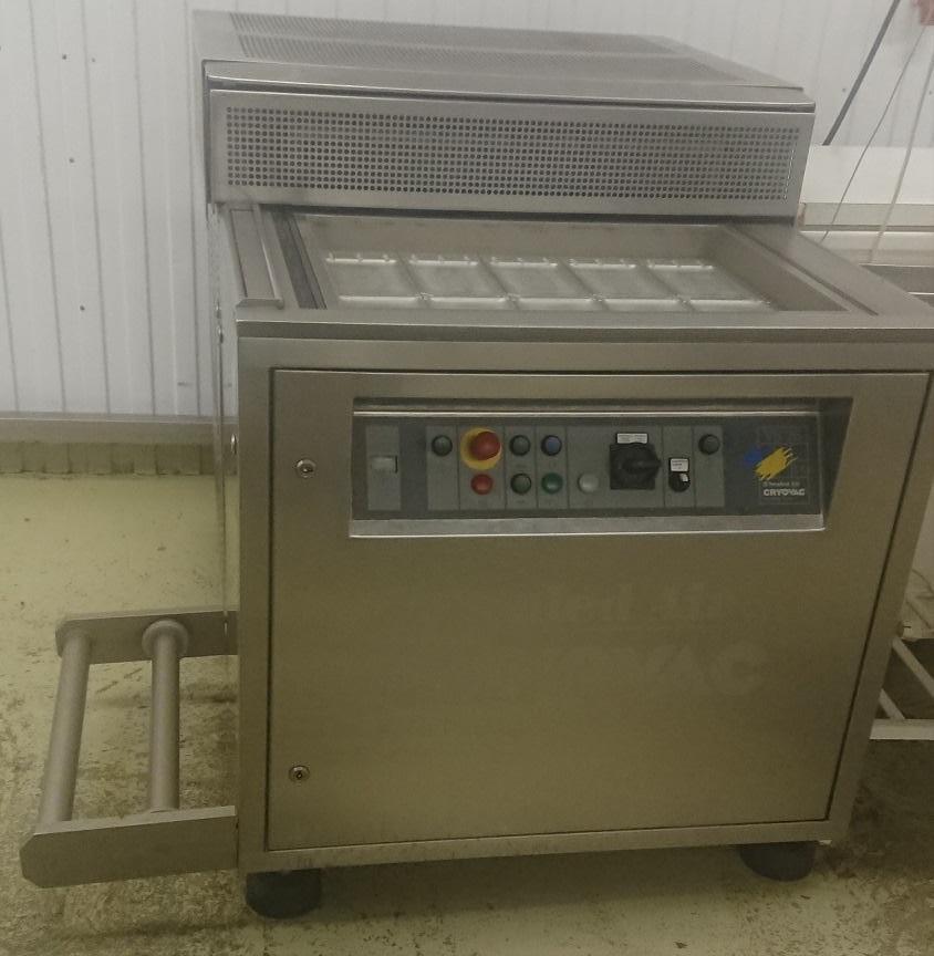 Вакуумная упаковочная машина СКИН