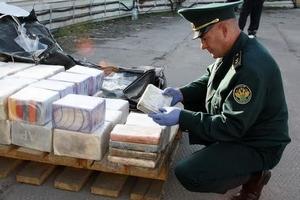 В Калининграде среди мяса из Бразилии нашли полтонны кокаина