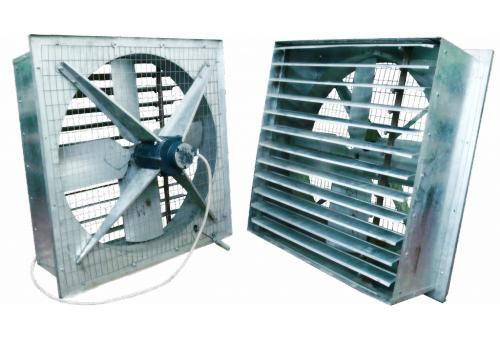 Осевые вентиляторы ВО-8,0 (специально для птицефабрик)