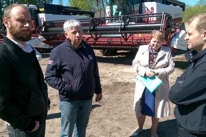 Вице-губернатор Псковской области высоко оценил «Зерновой проект» птицефабрики «Назия»