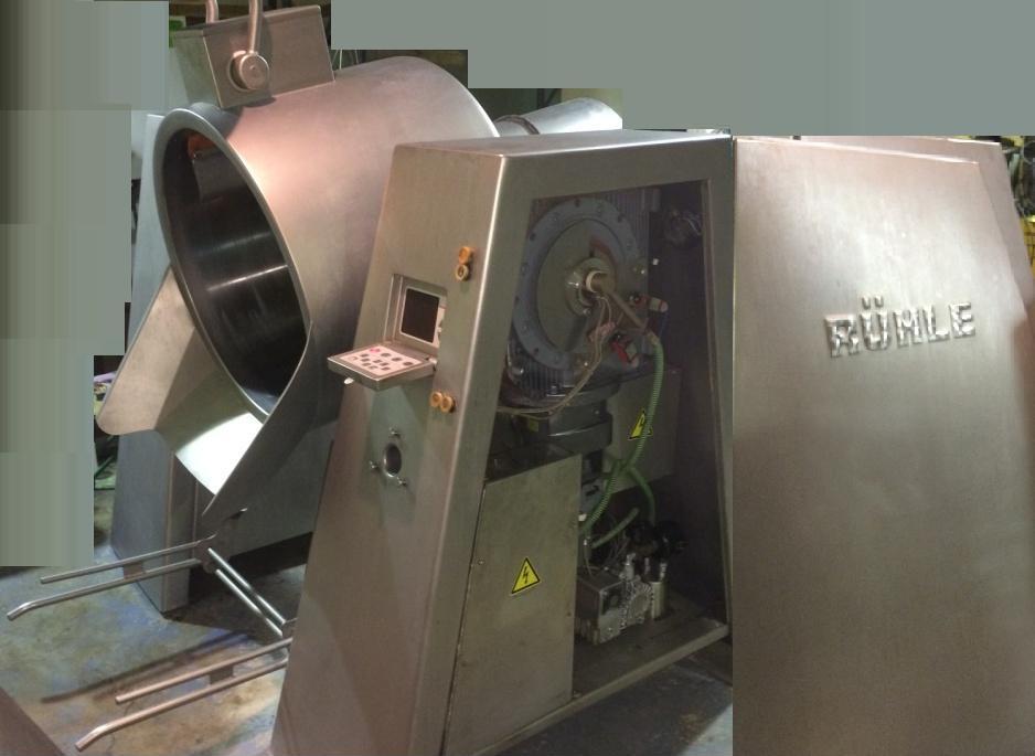 Массажер-мешалка  MKR 300 RUHLE с устройством загрузки