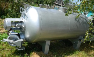 Мешалка вакуумная 2.8 куба - 690 000 рублей