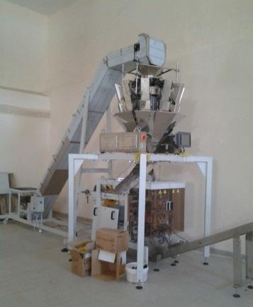 Фасовочно-упаковочный комплекс РТ-УМ-24