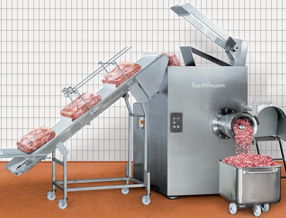 Колбасное и мясное оборудование б.у